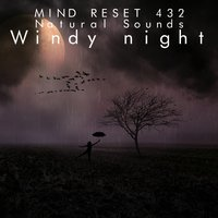 Nature sounds: windy night — Mind Reset 432