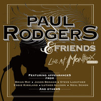 Live At Montreux 1994 — Paul Rodgers