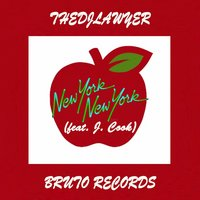 New York New York — J. Cook, TheDjLawyer