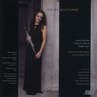Orion Nocturne — Various Composers, Louisiana Philharmonic Orchestra, Carlos Miguel Prieto, Johanna Cox Pennington
