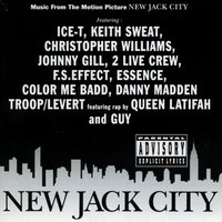 Music From The Motion Picture New Jack City — New Jack City Soundtrack