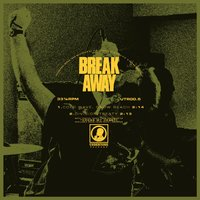 Cold Wave, Snow Beach B / W Division / Treaty — Break Away
