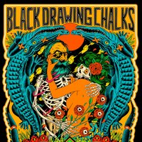 Smiling Curse — Black Drawing Chalks