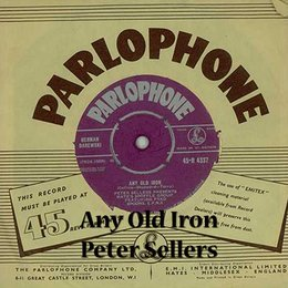 Any Old Iron — Peter Sellers