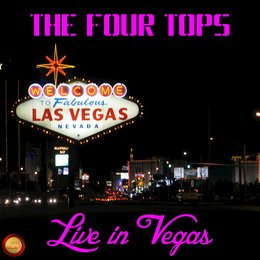The Four Tops in Vegas — Four Tops
