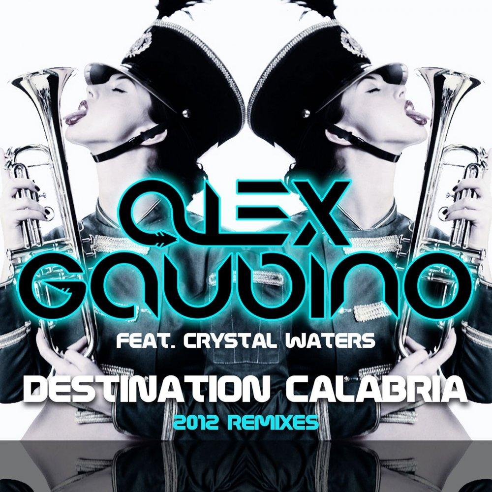 Calabria alex gaudino destination