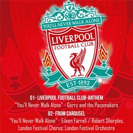 Liverpool Football Club-Anthem — Gerry & The Pacemakers, Eileen Farrell