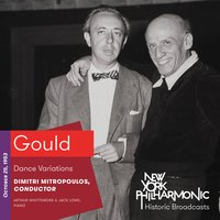 Gould: Dance Variations (Recorded 1953) — Morton Gould, New York Philharmonic, Dimitri Mitropoulos, Arthur Whittemore, Jack Lowe