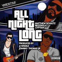 All Night Long — Matthew Schultz, Gyptian, Rico Tayla