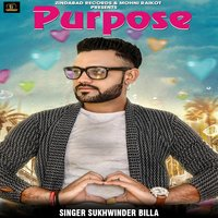 Purpose — Sukhwinder Billa
