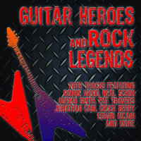 Guitar Heroes and Rock Legends — Bucket & Co.