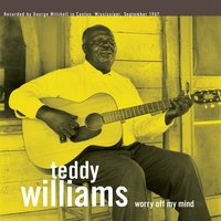 Worry off My Mind — Teddy Williams