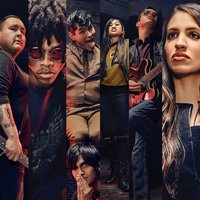 Can't Judge a Book — Radkey, William Prince, Noé Socha, The Tracks, Victoria Canal, Ruby Ibarra
