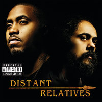 Distant Relatives — Damian Marley, Nas