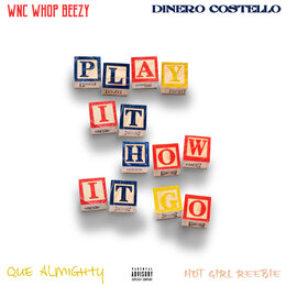 Play It How It Go — Dinero Costello, Que Almighty, Wnc Whopbezzy, Hot Girl Reebie