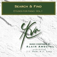 Search and Find: Etudes for Piano, Vol. 1 — Jean-Louis Rame & Eric Lang