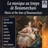 Music at the Time of Beaumarchais — Montserrat Figueras, Laurence Monteyrol, José Miguel Moreno, Людвиг ван Бетховен, Кристоф Виллибальд Глюк