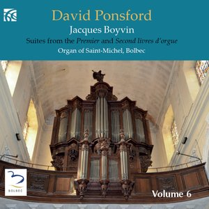 Jacques Boyvin, David Ponsford - Livre d'orgue I, Ton 7: VII. Dialogue
