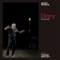 Diary: December 2018 — Mandy Patinkin