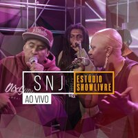 Snj no Estúdio Showlivre — SNJ