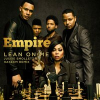 Lean on Me — Empire Cast, Yazz, Jussie Smollett, Kosine