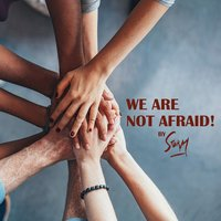 We Are Not Afraid! — Rob Versluys, Storm Music