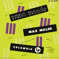 Piano Moods — Max Miller