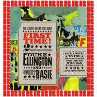 First Time! The Count Meets The Duke — Count Basie, Duke Ellington