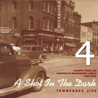 A Shot in the Dark - Tennessee Jive - Country Music on Nashville's Independent Labels 1945-1955, Vol. 4 — сборник