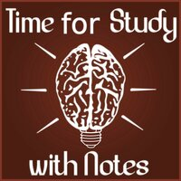 Time for Study with Notes - Instrumental Music for Concentration, Calm Background Music for Homework, Brain Power, Relaxing Music, Exam Study, Music for The Mind — Study Skills Music Academy