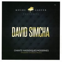 Chants 'hassidiques modernes — David Simcha