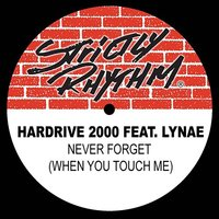 Never Forget (When You Touch Me) EP — Hardrive: 2000