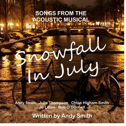 Snowfall in July — ANDY SMITH