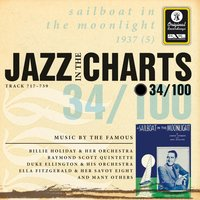 Jazz in the Charts Vol. 34 - Sailboat in the Moonlight — Sampler