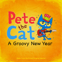 Pete The Cat: A Groovy New Year — сборник