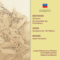 Beethoven, Haydn, Brahms: Orchestral Works — London Philharmonic Orchestra, Royal Concertgebouw Orchestra, Eduard Van Beinum