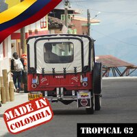 Made In Colombia: Tropical, Vol. 62 — сборник