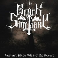 Ancient Black Wizard of Forest — The Black Sanctuary