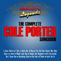 Songwriter Legends - The Complete Cole Porter Songbook — Ella Fitzgerald