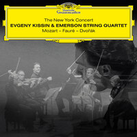 The New York Concert — Evgeny Kissin, Emerson String Quartet