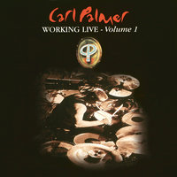 Working Live — Carl Palmer
