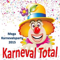 Karneval Total - Mega Karnevalsparty 2015 — сборник