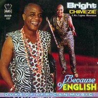 Because of English — Bright chimezie