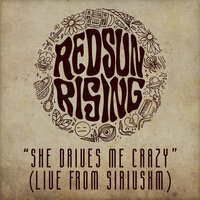 She Drives Me Crazy — Red Sun Rising