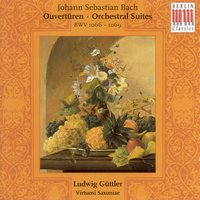 Bach: Orchestral Suites, BWV 1066-1069 — Virtuosi Saxoniae & Ludwig Güttler