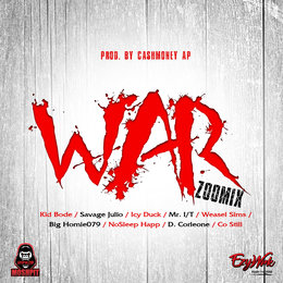 War Zoomix — KID BODE, Co Still, Mr.  I/T, Icy Duck, Weasel Sims, D. Corleone