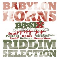 Babylonhorns Riddimselection — сборник