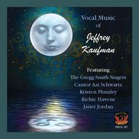 Vocal Music of Jeffrey Kaufman — Lawrence Sobol, The Long Island Chamber Ensemble, Jeffrey Kaufman