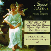 Imperial Classics: The Best Of French Royal Court Composers. — Württembergisches Kammerorchester, Marcel Courand, Wurttembergisches Kammerorchester, Cond: Marcel Courand, cond