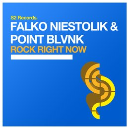 Rock Right Now — Falko Niestolik, POINT BLVNK, Falko Niestolik & POINT BLVNK